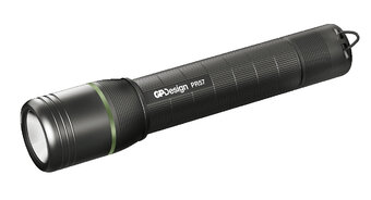 Rechargeable LED Flashlight GP PR57